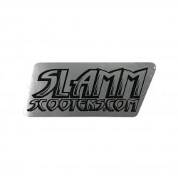 Autocollant Slamm Scooter Logo