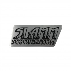 Sticker Slamm Scooter Logo