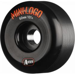 MINI LOGO Wheels 60mm A-Cut...