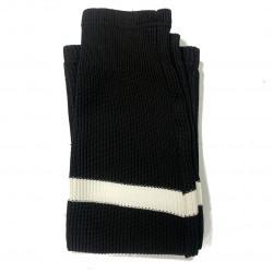 Black Hockey Stocking with...