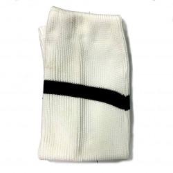 White Hockey Stocking with...
