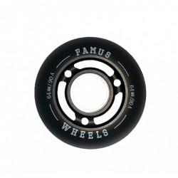 FAMUS Wheels All Black 64mm...