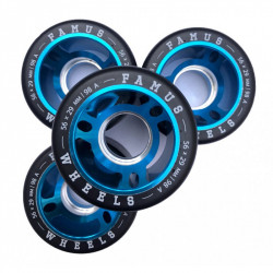 FAMUS Wheels Blue 56mm /...