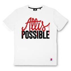 T-Shirt Allis Possible Leakred