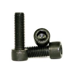Screw 8mm x 30mm black