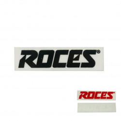 Sticker Roces Logo