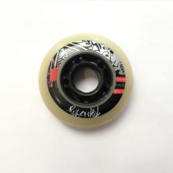 POWERSLIDE Wheels 72mm 82A x8