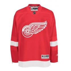 Maillot Sr NHL Detroit Red...