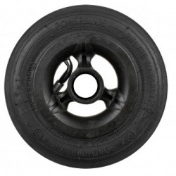 ROUE ROAD WARRIOR AIR TIRE BLACK POWERSLIDE
