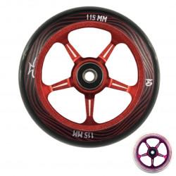 Pentacle Wheel 115mm AO...