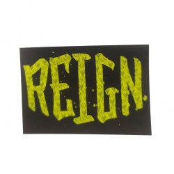 Stickers REIGN Roller