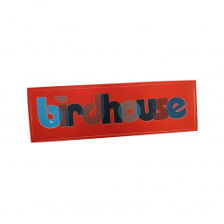 Sticker BIRDHOUSE Logo RD