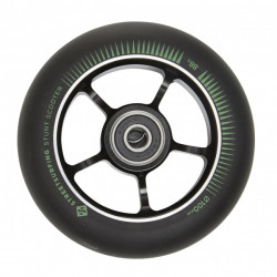 x2 Black Scooter Wheels...
