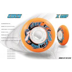 ENVY X 84A Rink Rat roue hockey