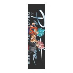 "Goku Versus Black 9 x 33""..."