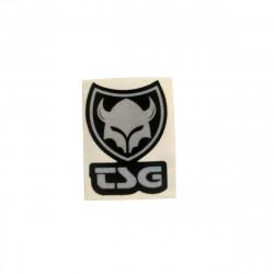 TSG Reflective Logo Sticker