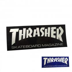 Big Logo THRASHER Stickers