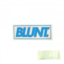 Autocollant BLUNT Logo