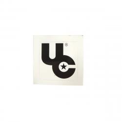 Sticker UNDERCOVER UC Logo