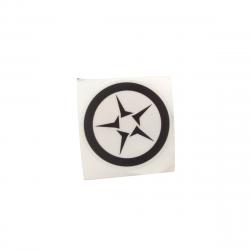 BLACK PEARL Logo Sticker