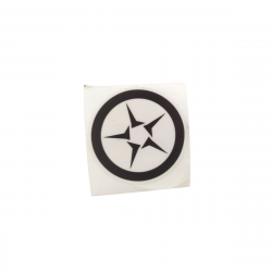Sticker BLACK PEARL Logo