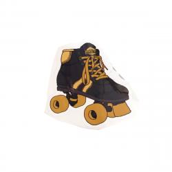Sticker ROOKIE Brown Quad