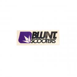 BLUNT Classic Logo Sticker
