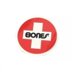 BONES Big Logo Sticker