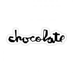 CHOCOLATE Logo Sticker