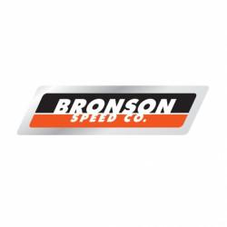 BRONSON Speed Co Sticker