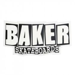 BAKER Logo Sticker
