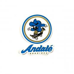 ANDALE Bearings Push Sticker