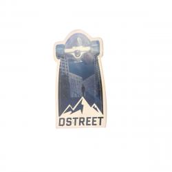 D STREET Longboard City...