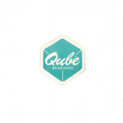 Sticker QUBE Logo