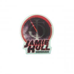 Sticker OATH Jamie Hull...
