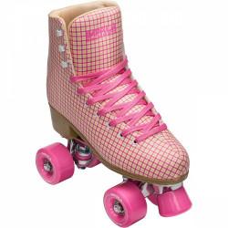 Roller Quad IMPALA Rose Tartan