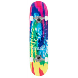 """Tie-Dye 7.75"""" Enuff Skateboard"""