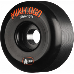 MINI LOGO Wheels 58mm A-Cut...