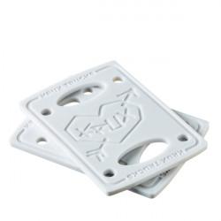 Pads KRUX 0.25 Pouces Blanc