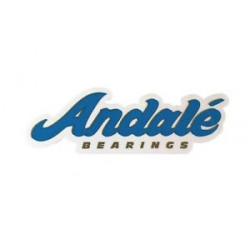 Sticker ANDALE Bearings Logo