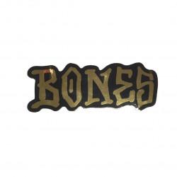 Sticker BONES Wheels Logo...