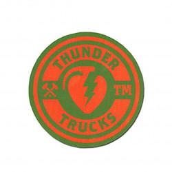 THUNDER Truck Logo Sticker