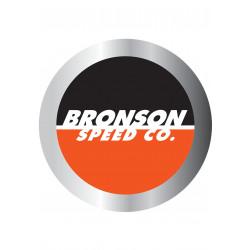 BRONSON Speed Co Round Sticker