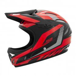 THH S2 2020 Black Red Helmet