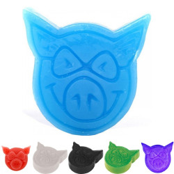 Wax PIG Head