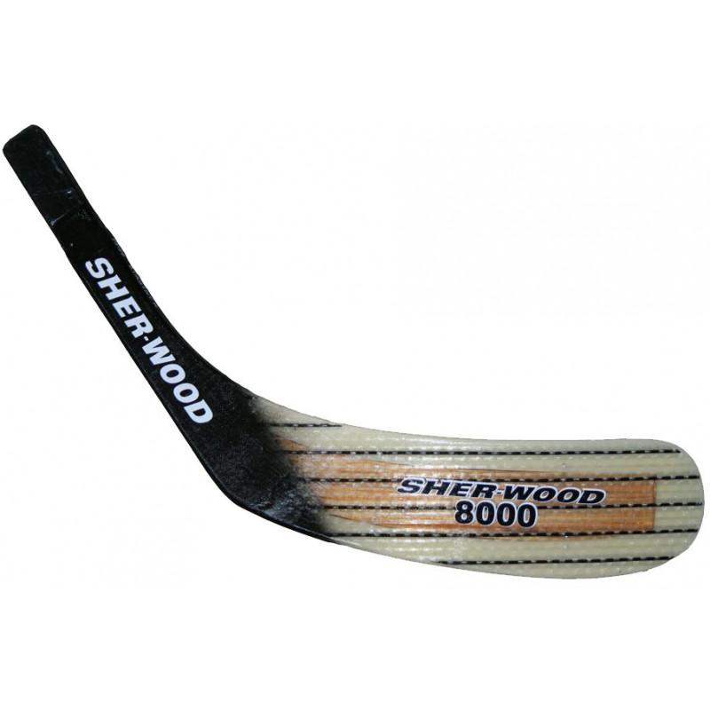 Palette Hockey, Roller Hockey - 8000 ABS SHERWOOD PALETTE HOCKEY