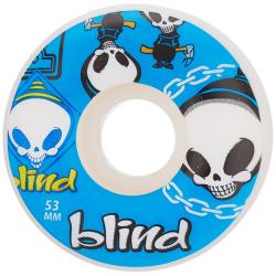 53mm Random Blue BLIND...