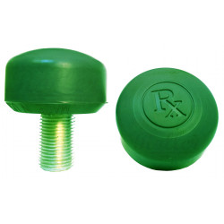 Quad - RX TOE STOPS VERT SURE GRIP ROLLER QUAD