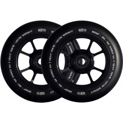 Roues Signal 110mm X2 NORTH...