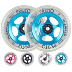Roues Plasma 110mm x2 PROTO...